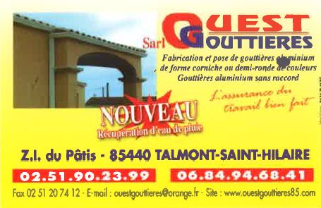 Ouest gouttieres